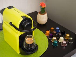 Was kosten Kapsel-Kaffeemaschinen Bild